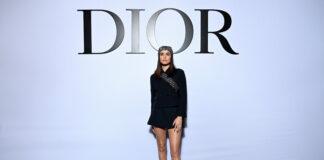 Elizabeth Debicki, Rosamund Pike & Zoey Deutch in Dior
