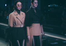 Turn'Em In! Unwanted Clothes Collected at Mercedes-Benz Fashion Week Russia