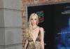 """DiorpresentsAnya Taylor-Joy inDior Haute Couture by Maria Grazia Chiuri to the """"Last Night in Soho"""" Premiere."""