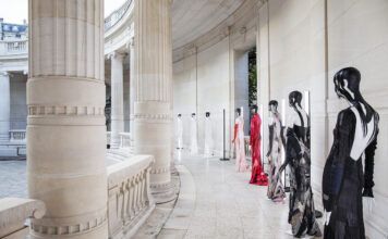 Alla Parigi Fashion Week la collezione del designer Olivier Theyskens   Bonaveri