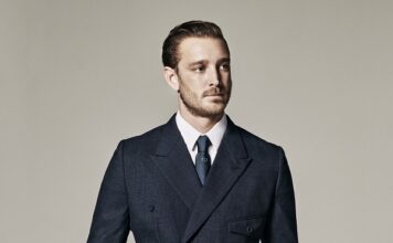 Dior presents its new Ambassador, Pierre Casiraghi