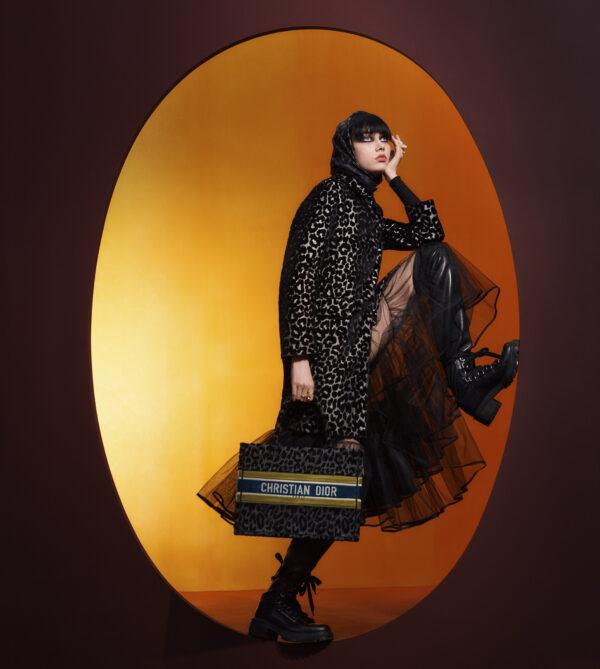 Dior presents the new Mizza Theme