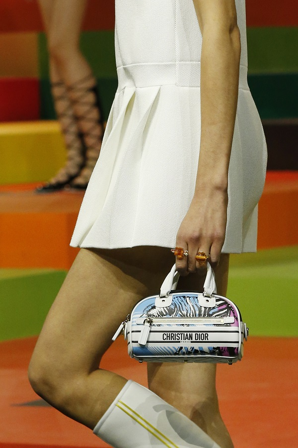 Dior presents the latest Dior Vibe Bags