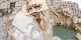 Nĭvĕus on L'Officiel Baltics is a project by Istituto Cordella Fashion School and Mauro Lorenzo